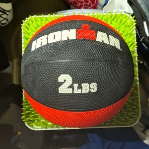 IronMan 2lb. Medicine Ball